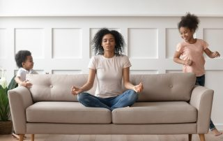 Meditation, prayer and mindfulness are tools for sustainable vitality can be created even in busy times.
