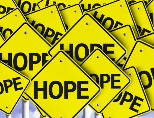 How to get hope from within
